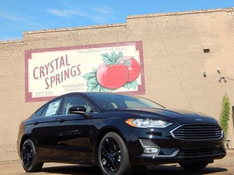 2020 Ford Fusion for sale in Crystal Springs, MS