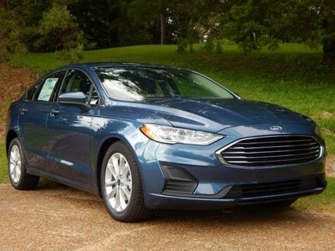 2019 Ford Fusion for sale in Crystal Springs, MS
