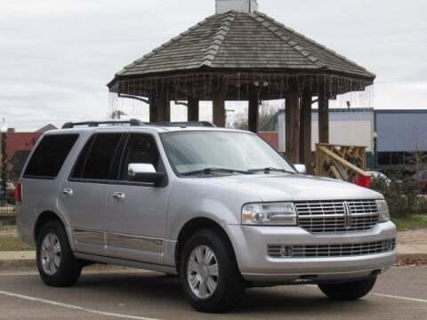 2010 Lincoln Navigator for sale in Crystal Springs, MS