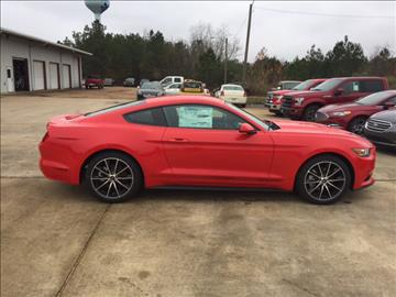 2017 Ford Mustang for sale in Crystal Springs, MS