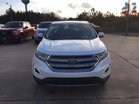 2017 Ford Edge for sale in Crystal Springs MS