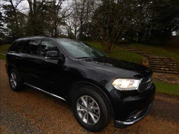 2016 Dodge Durango for sale in Crystal Springs MS