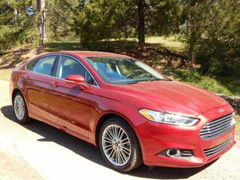 2014 Ford Fusion for sale in Crystal Springs, MS