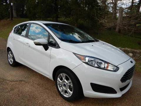 2015 Ford Fiesta for sale in Crystal Springs, MS