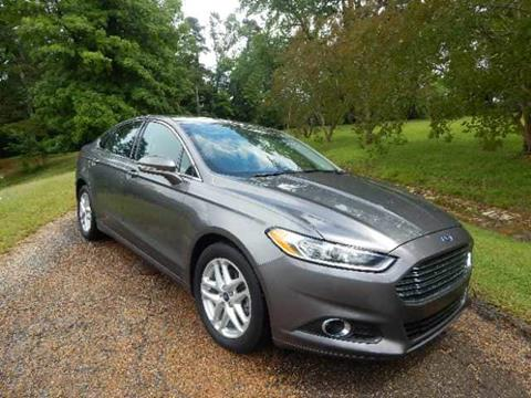 2014 Ford Fusion for sale in Crystal Springs MS