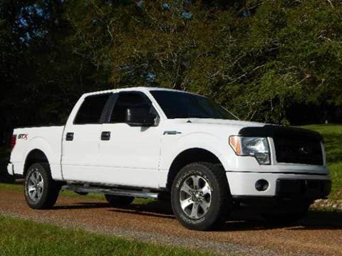 2014 Ford F-150 for sale in Crystal Springs MS