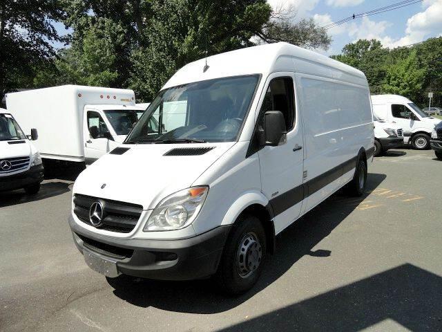 2012 Mercedes Benz Sprinter Cargo 3500 170 Wb 3dr Drw Extended Cargo