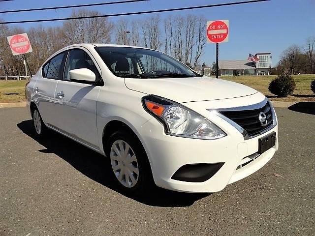 2016 Nissan Versa 1.6 S Plus 4dr Sedan In Freehold NJ - Platinum Motors