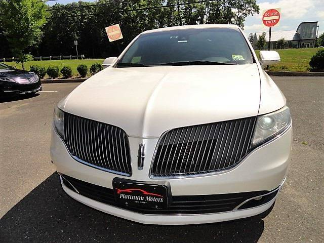 2013 Lincoln Mkt Town Car AWD Limousine Fleet 4dr Crossover