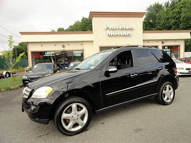 2006 Mercedes Benz M Class AWD ML 500 4MATIC 4dr SUV   Freehold NJ