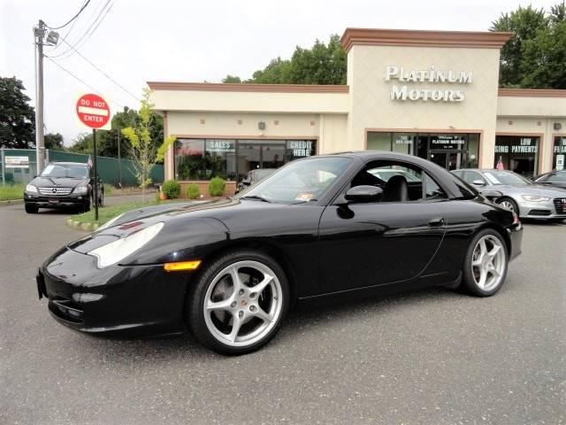 2004 Porsche 911 Carrera 2dr Cabriolet In Freehold Nj Platinum Motors