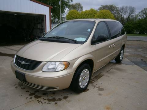 2001 Chrysler Town and Country for sale in Westby, WI