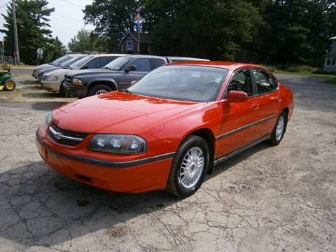 2000 Chevrolet Impala for sale in Westby, WI