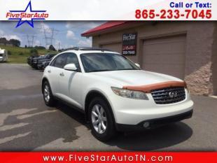 2004 Infiniti FX35 for sale in Maryville, TN