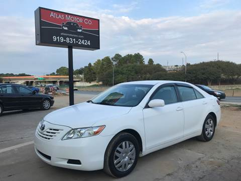 2007 Toyota Camry for sale at Atlas Motor Co. in Raleigh NC