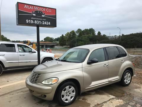 2004 Chrysler PT Cruiser for sale at Atlas Motor Co. in Raleigh NC