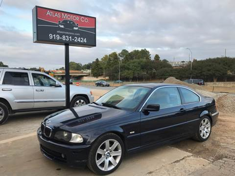 2001 BMW 3 Series for sale in Raleigh, NC