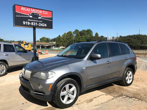 2009 BMW X5 for sale at Atlas Motor Co. in Raleigh NC