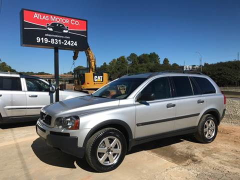 2004 Volvo XC90 for sale in Raleigh, NC