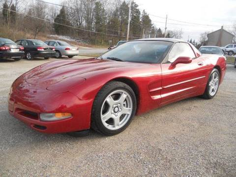 1998 Chevrolet Corvette for sale at Prime Auto Sales in Uniontown OH
