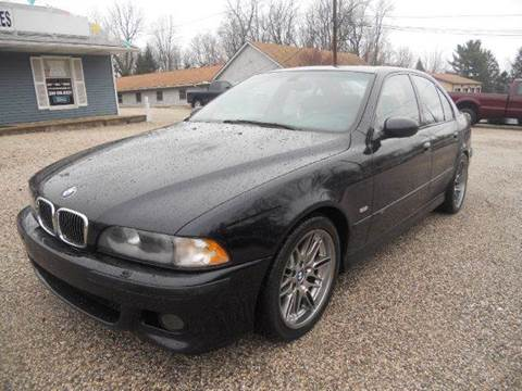 2000 BMW 5 Series for sale at Prime Auto Sales in Uniontown OH