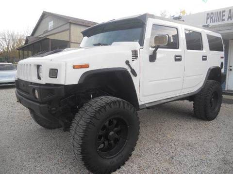 2003 HUMMER H2 for sale at Prime Auto Sales in Uniontown OH