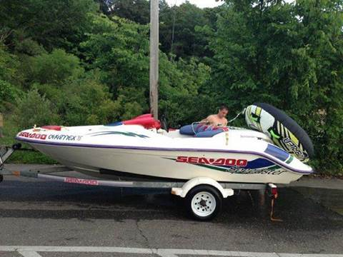 1995 Sea-Doo Speedster for sale at Prime Auto Sales in Uniontown OH