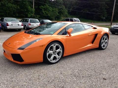 2004 Lamborghini Gallardo for sale at Prime Auto Sales in Uniontown OH