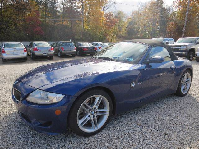 2006 Bmw Z4 M One Owner W Clean Carfax In Uniontown Oh Prime Auto