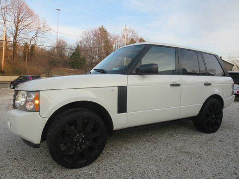 2006 Land Rover Range Rover for sale at Prime Auto Sales in Uniontown OH