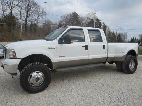 2005 Ford F-350 for sale at Prime Auto Sales in Uniontown OH