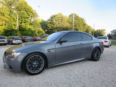 2008 BMW M3 for sale at Prime Auto Sales in Uniontown OH