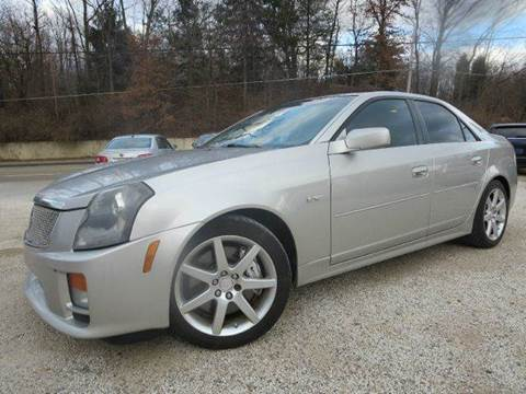 2005 Cadillac CTS-V for sale at Prime Auto Sales in Uniontown OH