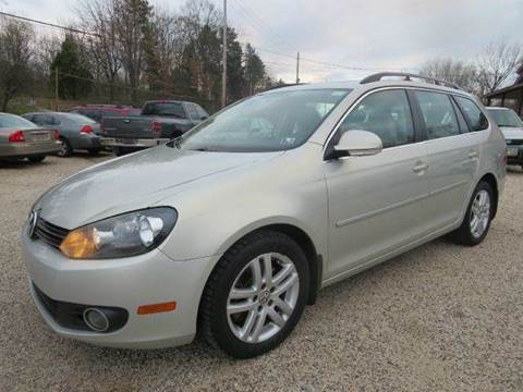 2010 Volkswagen Jetta for sale at Prime Auto Sales in Uniontown OH