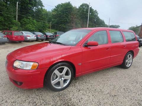 2006 Volvo V70 R for sale at Prime Auto Sales in Uniontown OH