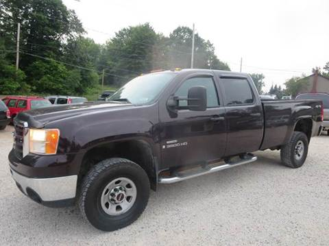 2008 GMC Sierra 3500HD for sale at Prime Auto Sales in Uniontown OH