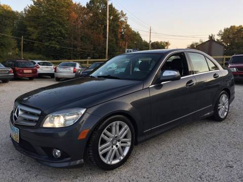 2009 Mercedes-Benz C-Class for sale at Prime Auto Sales in Uniontown OH