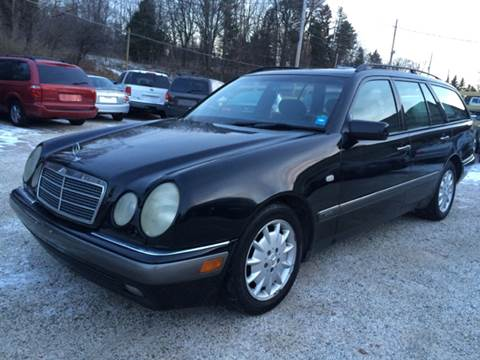 1998 Mercedes-Benz E-Class for sale at Prime Auto Sales in Uniontown OH