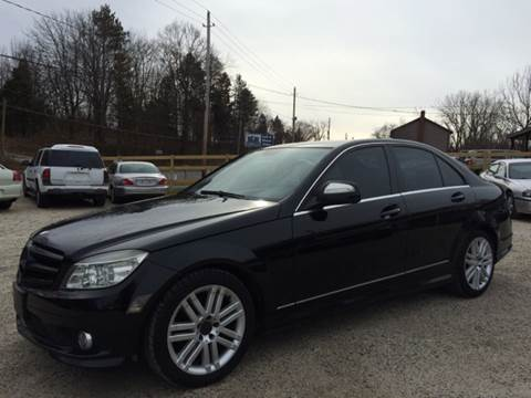 2008 Mercedes-Benz C-Class for sale at Prime Auto Sales in Uniontown OH