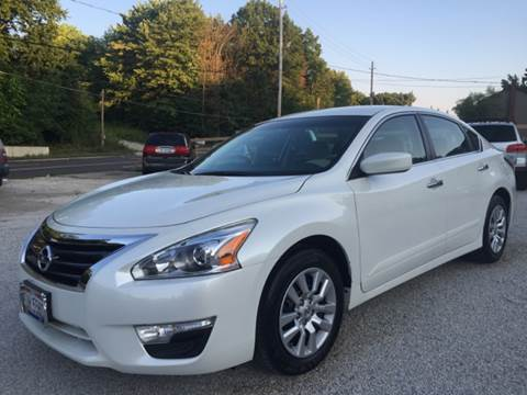 2014 Nissan Altima for sale at Prime Auto Sales in Uniontown OH