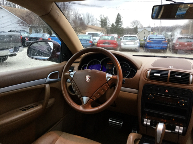 2004 Porsche Cayenne S Awd 4dr Suv In Uniontown Oh Prime Auto Sales