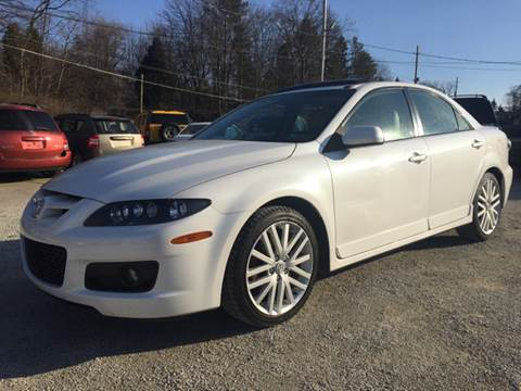 2006 Mazda MAZDASPEED6 for sale at Prime Auto Sales in Uniontown OH
