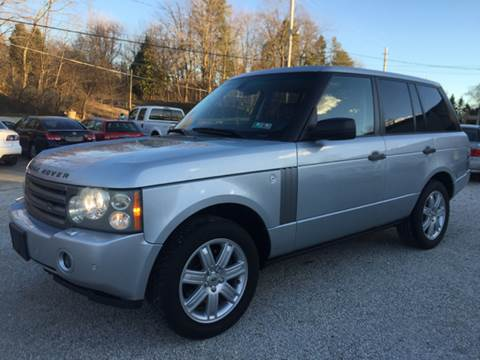 2007 Land Rover Range Rover for sale at Prime Auto Sales in Uniontown OH