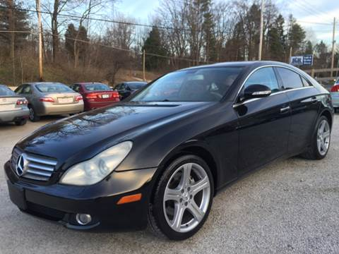 2006 Mercedes-Benz CLS for sale at Prime Auto Sales in Uniontown OH