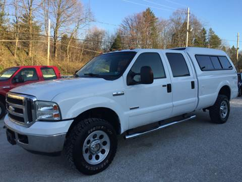 2006 Ford F-350 Super Duty for sale at Prime Auto Sales in Uniontown OH