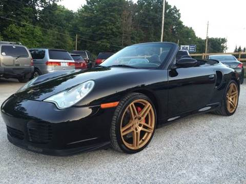 2004 Porsche 911 for sale at Prime Auto Sales in Uniontown OH