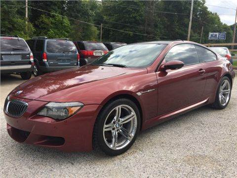 2006 BMW M6 for sale at Prime Auto Sales in Uniontown OH