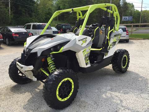 2015 Can-Am MAVERICK for sale at Prime Auto Sales in Uniontown OH
