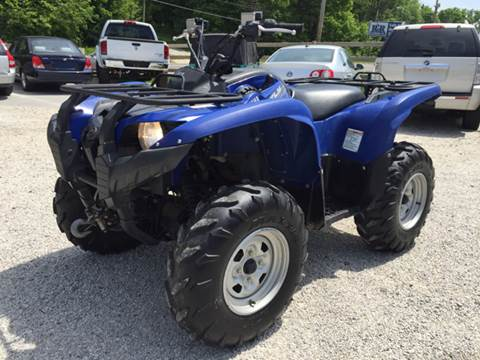 2014 Yamaha Grizzly 700 for sale at Prime Auto Sales in Uniontown OH