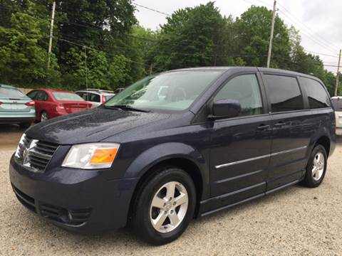 2008 Dodge Grand Caravan for sale at Prime Auto Sales in Uniontown OH